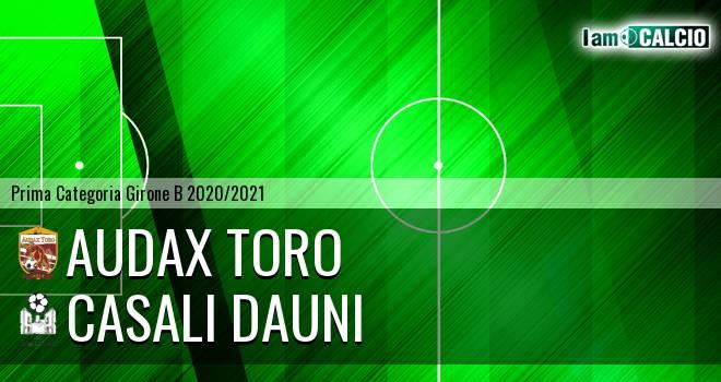 Audax Toro - Casali Dauni