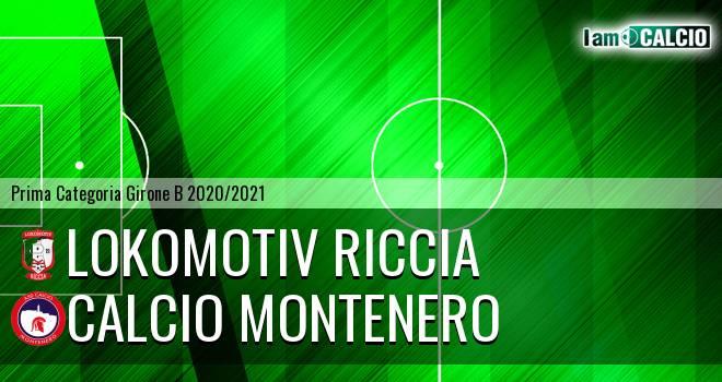 Lokomotiv Riccia - Calcio Montenero