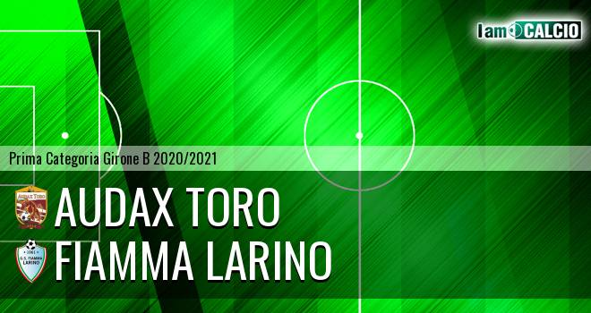 Audax Toro - Fiamma Larino