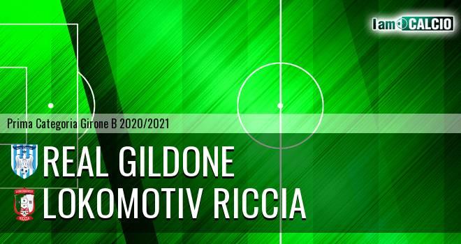 Real Gildone - Lokomotiv Riccia