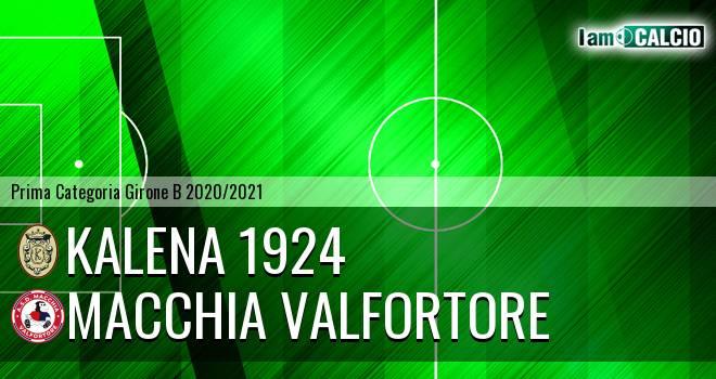 Kalena 1924 - Macchia Valfortore