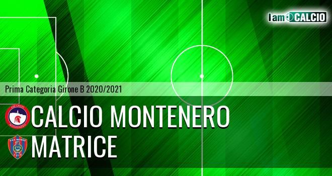 Calcio Montenero - Matrice