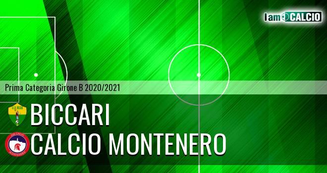 Biccari - Calcio Montenero
