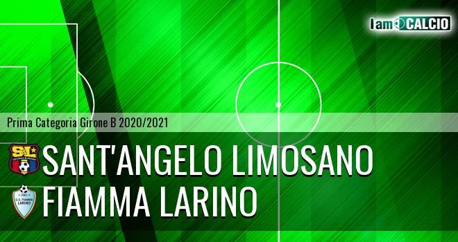 Sant'Angelo Limosano - Fiamma Larino