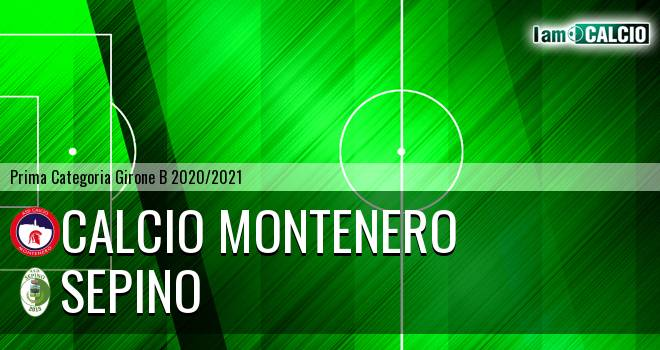 Calcio Montenero - Sepino