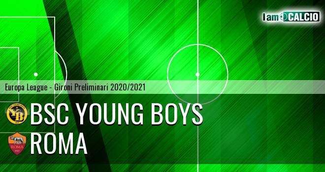 BSC Young Boys - Roma