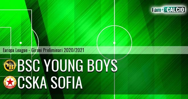 BSC Young Boys - CSKA Sofia