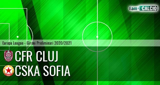 CFR Cluj - CSKA Sofia