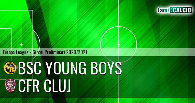 BSC Young Boys - CFR Cluj