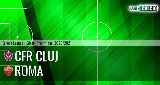 CFR Cluj - Roma