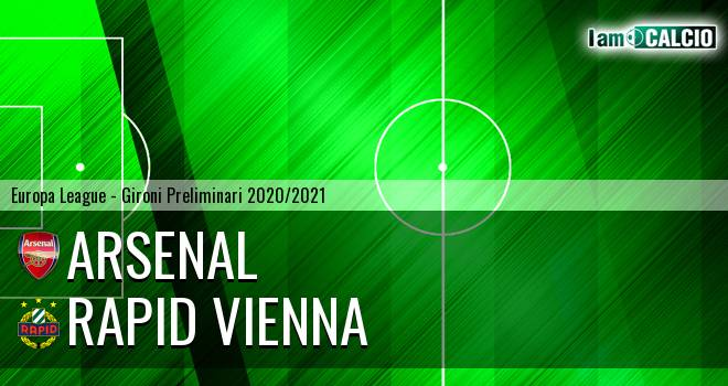 Arsenal - Rapid Vienna