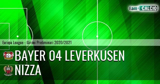 Bayer 04 Leverkusen - Nizza