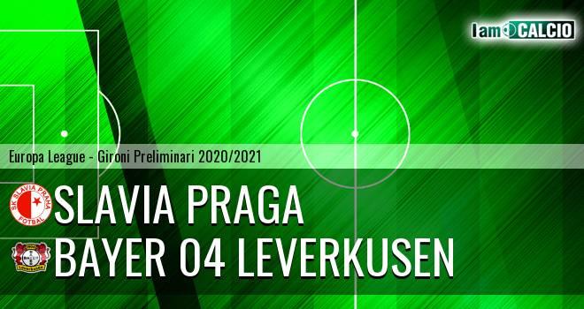 Slavia Praga - Bayer 04 Leverkusen