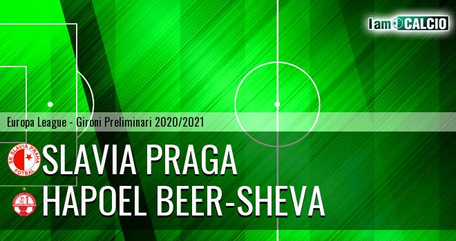 Slavia Praga - Hapoel Beer-Sheva