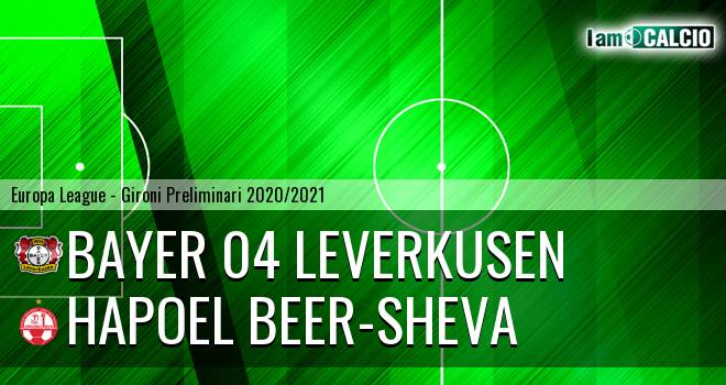 Bayer 04 Leverkusen - Hapoel Beer-Sheva