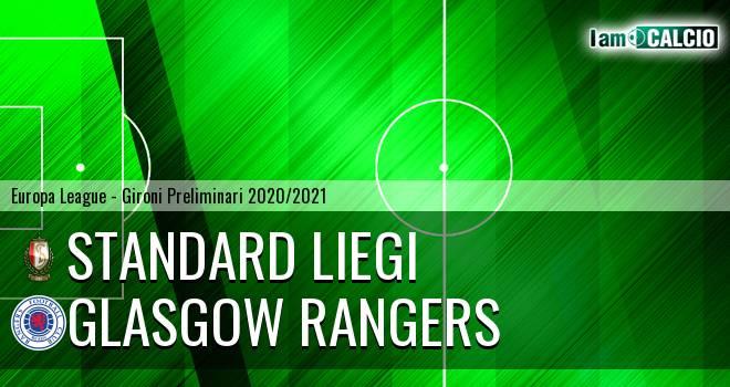 Standard Liegi - Glasgow Rangers