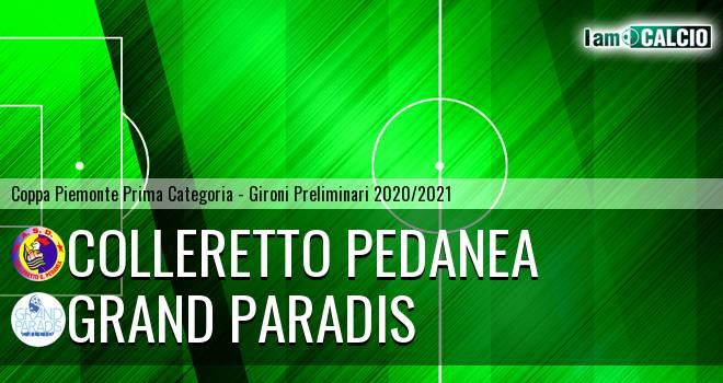 Colleretto Pedanea - Grand Paradis