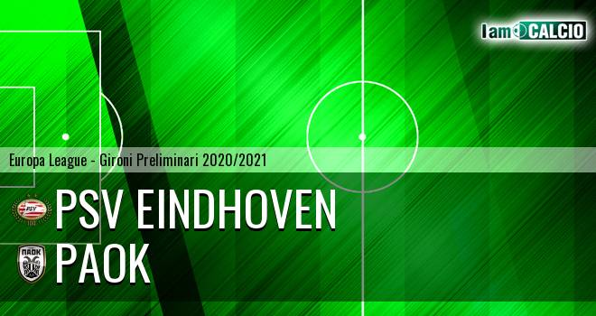 PSV Eindhoven - PAOK