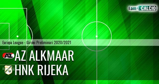 AZ Alkmaar - HNK Rijeka