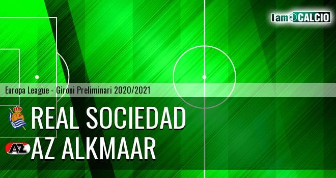 Real Sociedad - AZ Alkmaar