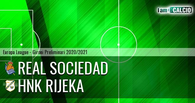 Real Sociedad - HNK Rijeka