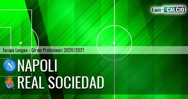 Napoli - Real Sociedad