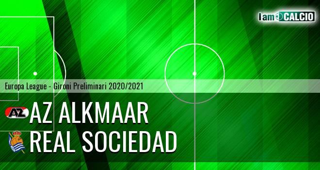 AZ Alkmaar - Real Sociedad