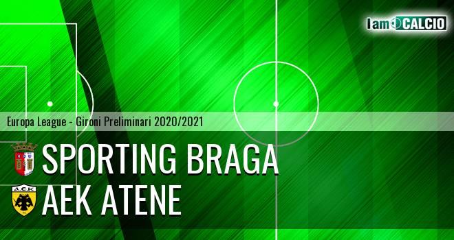 Sporting Braga - AEK Atene