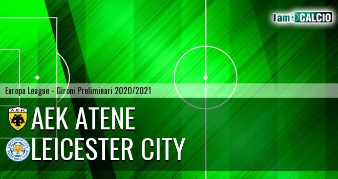 AEK Atene - Leicester City