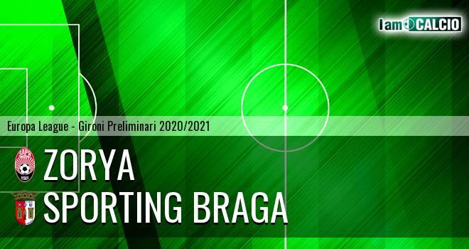 Zorya - Sporting Braga