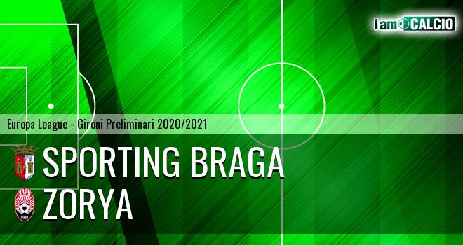 Sporting Braga - Zorya