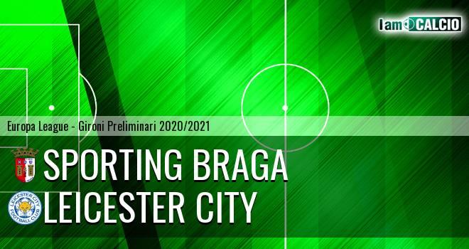 Sporting Braga - Leicester City