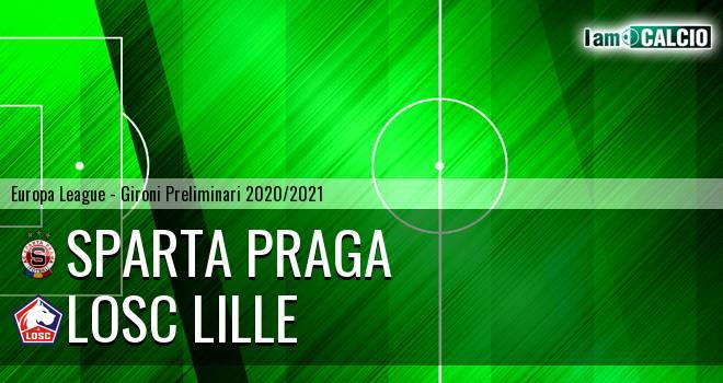 Sparta Praga - LOSC Lille