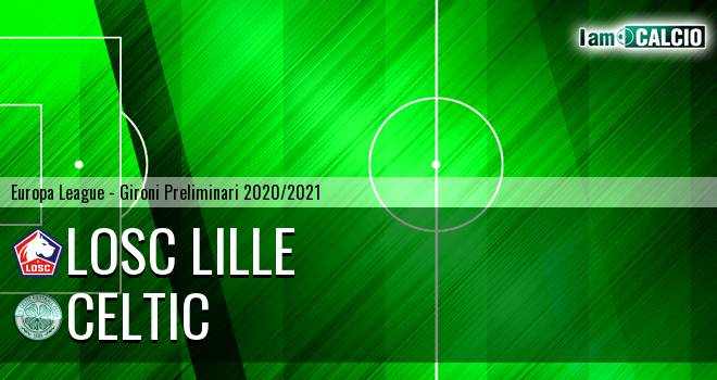LOSC Lille - Celtic