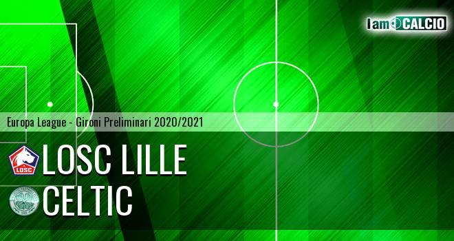 LOSC Lille - Celtic
