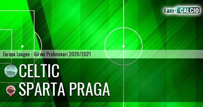 Celtic - Sparta Praga