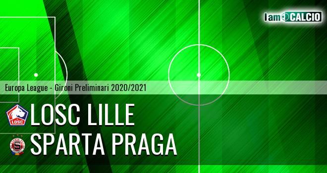 LOSC Lille - Sparta Praga