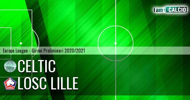Celtic - LOSC Lille