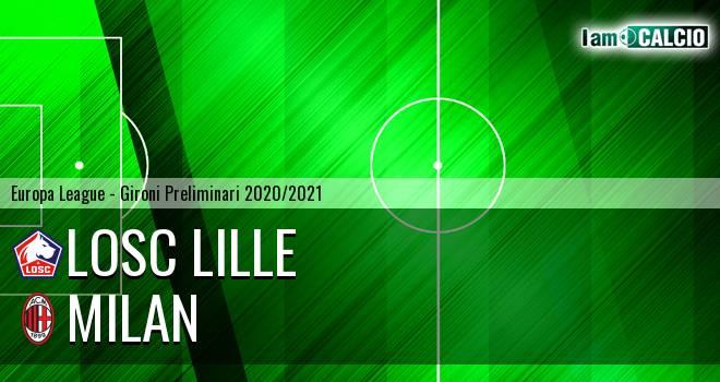 LOSC Lille - Milan