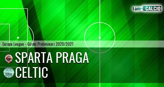 Sparta Praga - Celtic