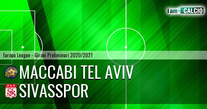 Maccabi Tel Aviv - Sivasspor