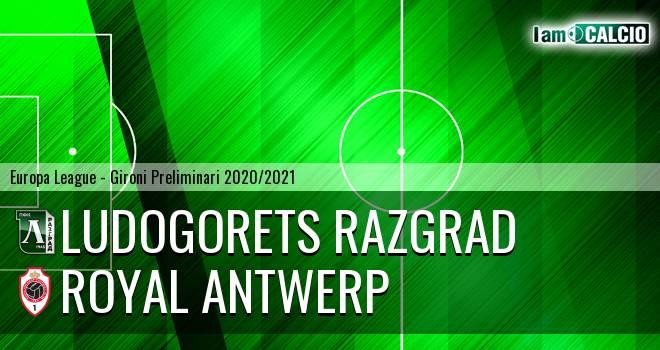 Ludogorets Razgrad - Royal Antwerp