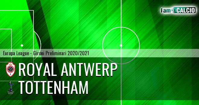 Royal Antwerp - Tottenham