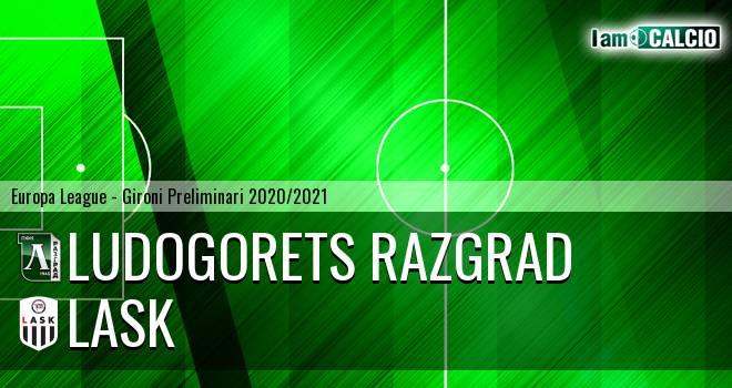 Ludogorets Razgrad - LASK