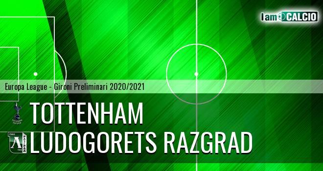 Tottenham - Ludogorets Razgrad