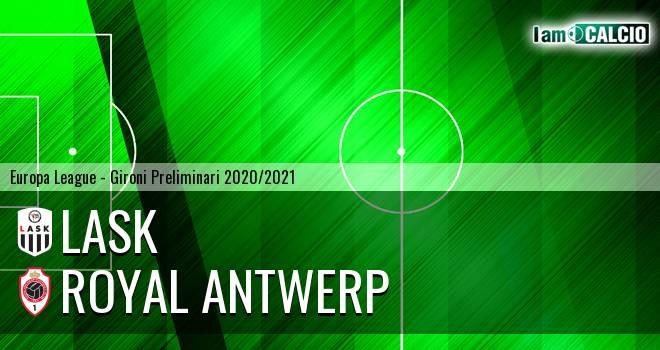 LASK - Royal Antwerp
