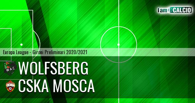 Wolfsberg - CSKA Mosca