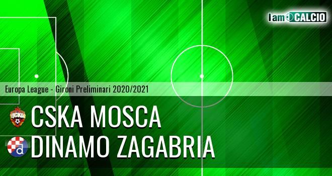 CSKA Mosca - Dinamo Zagabria