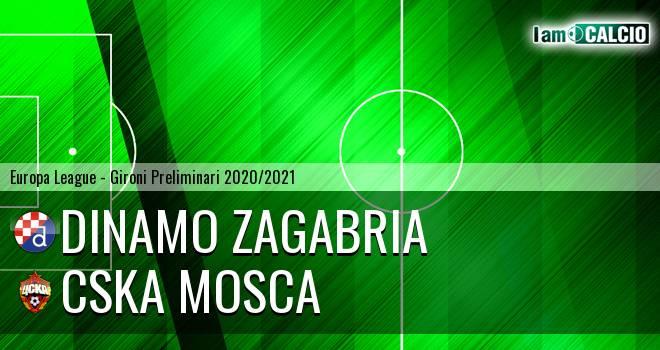 Dinamo Zagabria - CSKA Mosca