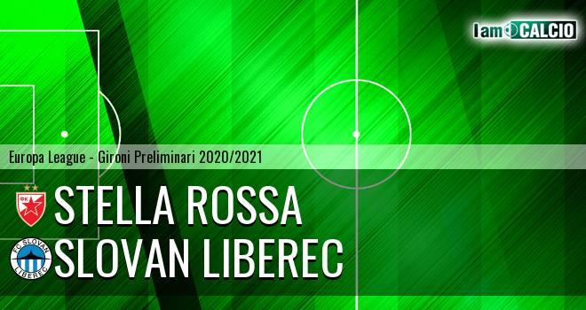 Stella Rossa - Slovan Liberec